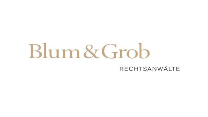 Blum & Grob Rechtsanwälte AG logo